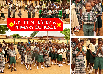 Uplift Foundation Schools Gboko About Us Picture